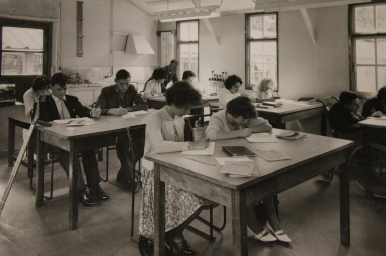 2 St Loye's College archive photo