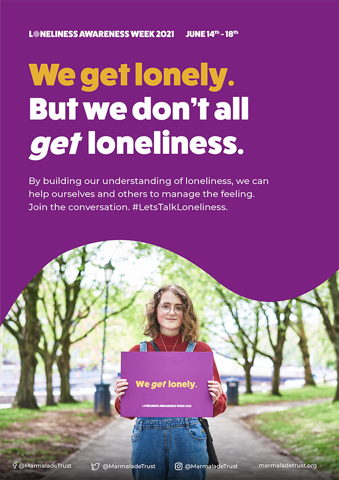 Marmalade Trust We Get Lonely Poster