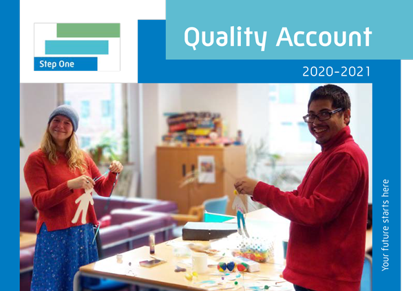 Step One Quality Account 2020-21