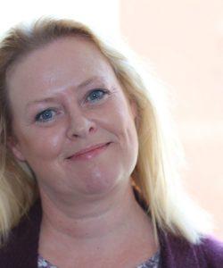 Eilis Rainsford - Chief Executive - landscape